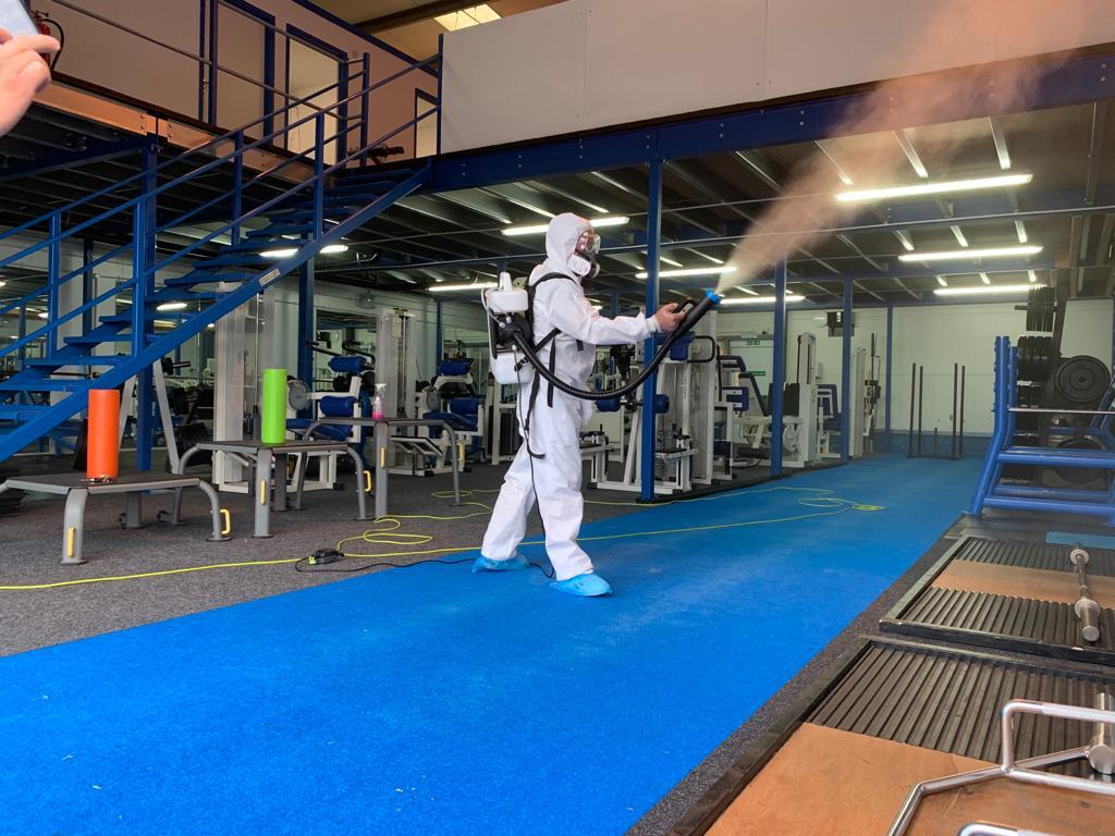schoonmaakbedrijf Nijmegen desinfectie mistdienst