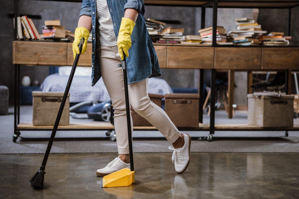traditionele reiniging kantoren
